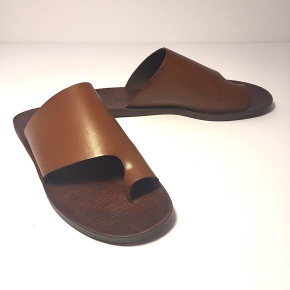 Blowfish Dalla Toe Ring Slide Sandals